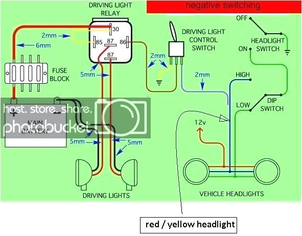 ceiling spotlight wiring diagram