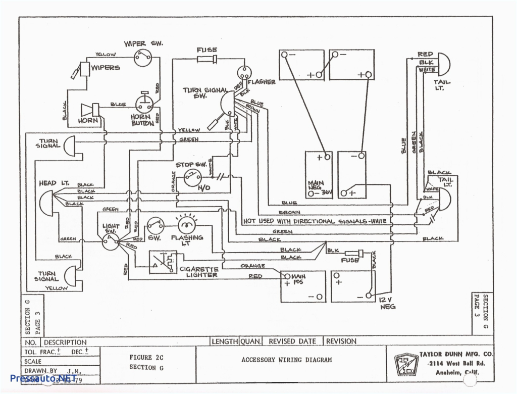 wiring diagram wiring diagram ez go electric golf cart fresh golf cart wiring diagram 36 volt golf cart wiring diagram pdf