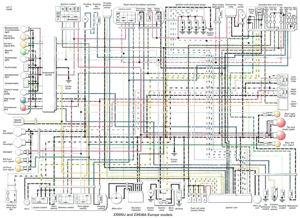 Yamaha Fz1 Wiring Diagram 2007 Yamaha Fz1 Wiring Diagram Wiring Diagram Autovehicle