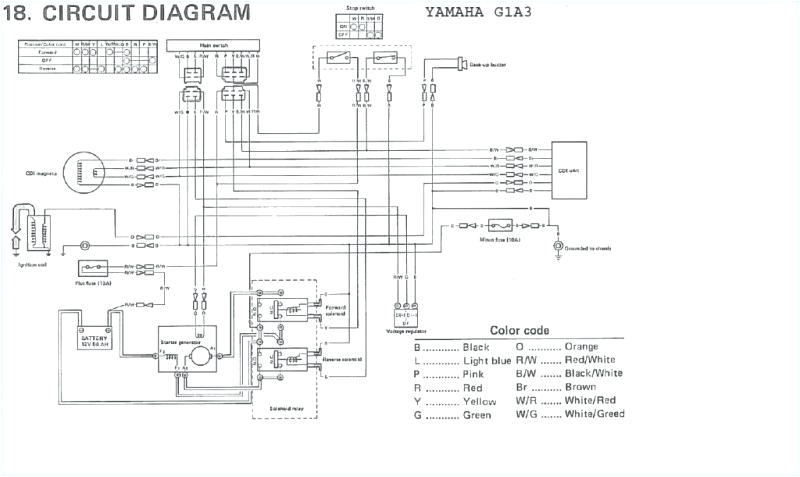 yamaha gas golf cart solenoid wiring diagram g1 electric circuit engine schematics diagrams o jpg