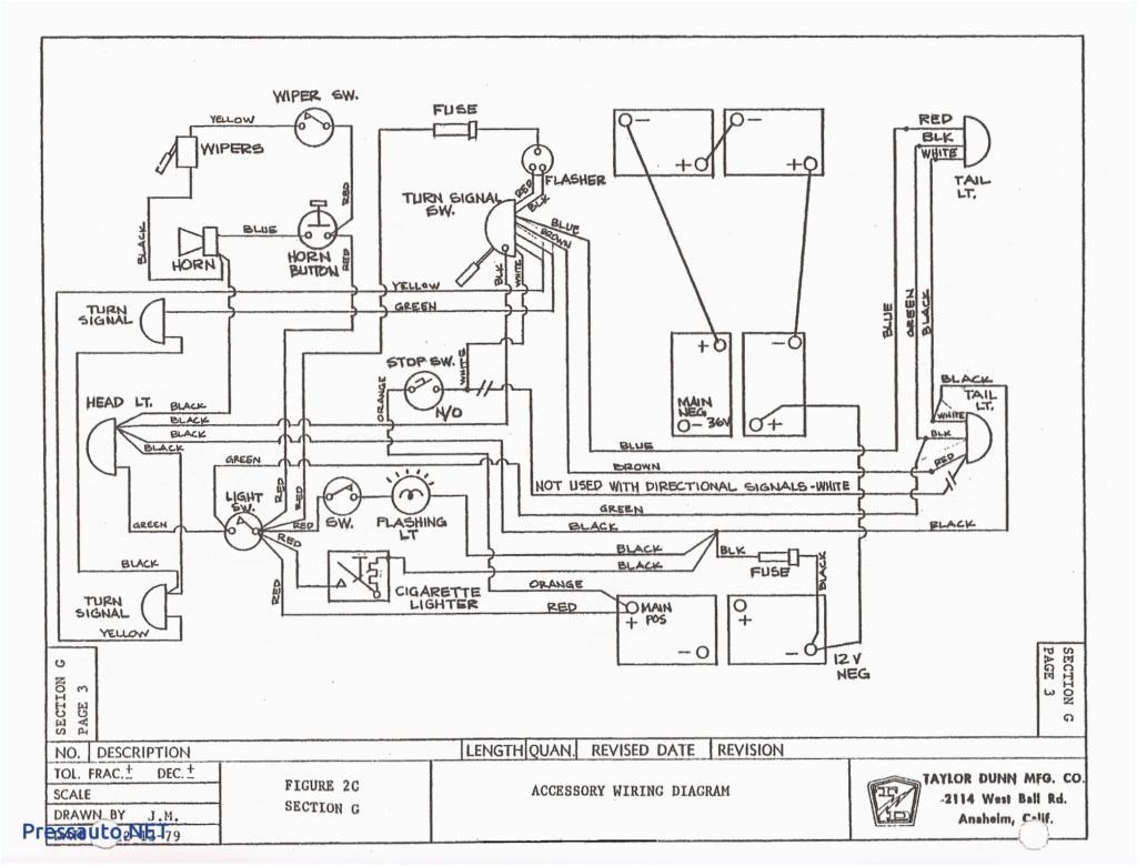 wiring diagram ez go electric golf cart fresh battery yamaha g1 1024x780 png