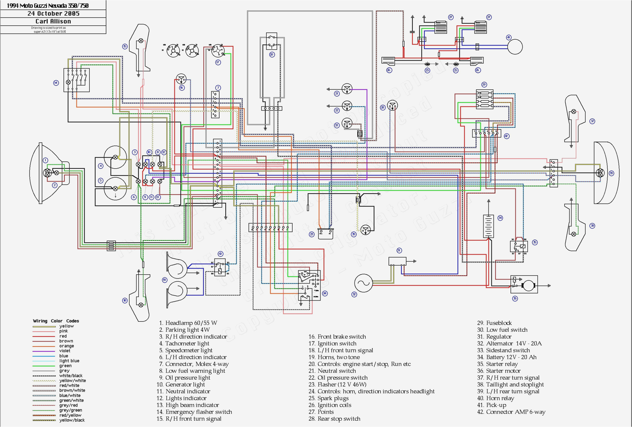 yamaha marine outboard wiring diagram wiring diagram