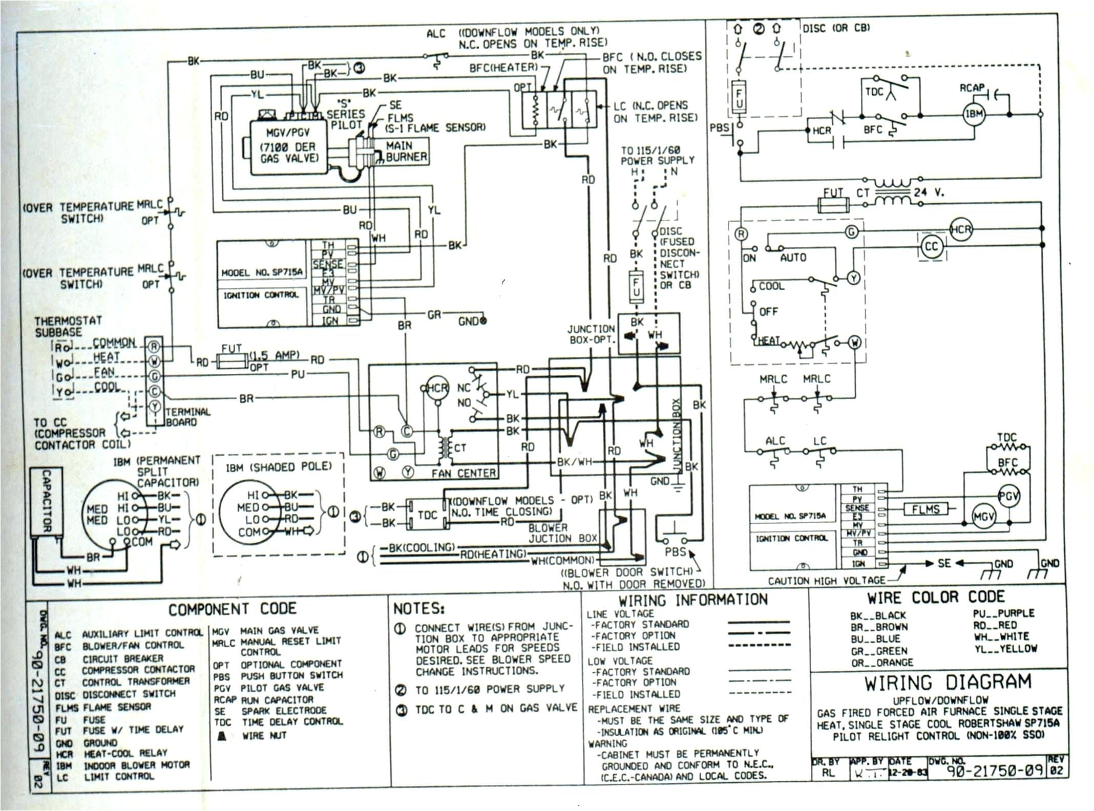 York Wiring Diagram Trane Xe 1000 Parts Schematic Wiring Diagram