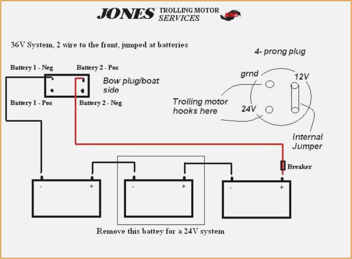 12 24 volt trolling motor wiring on 36 volt trolling motor battery 36 volt wiring diagram 12