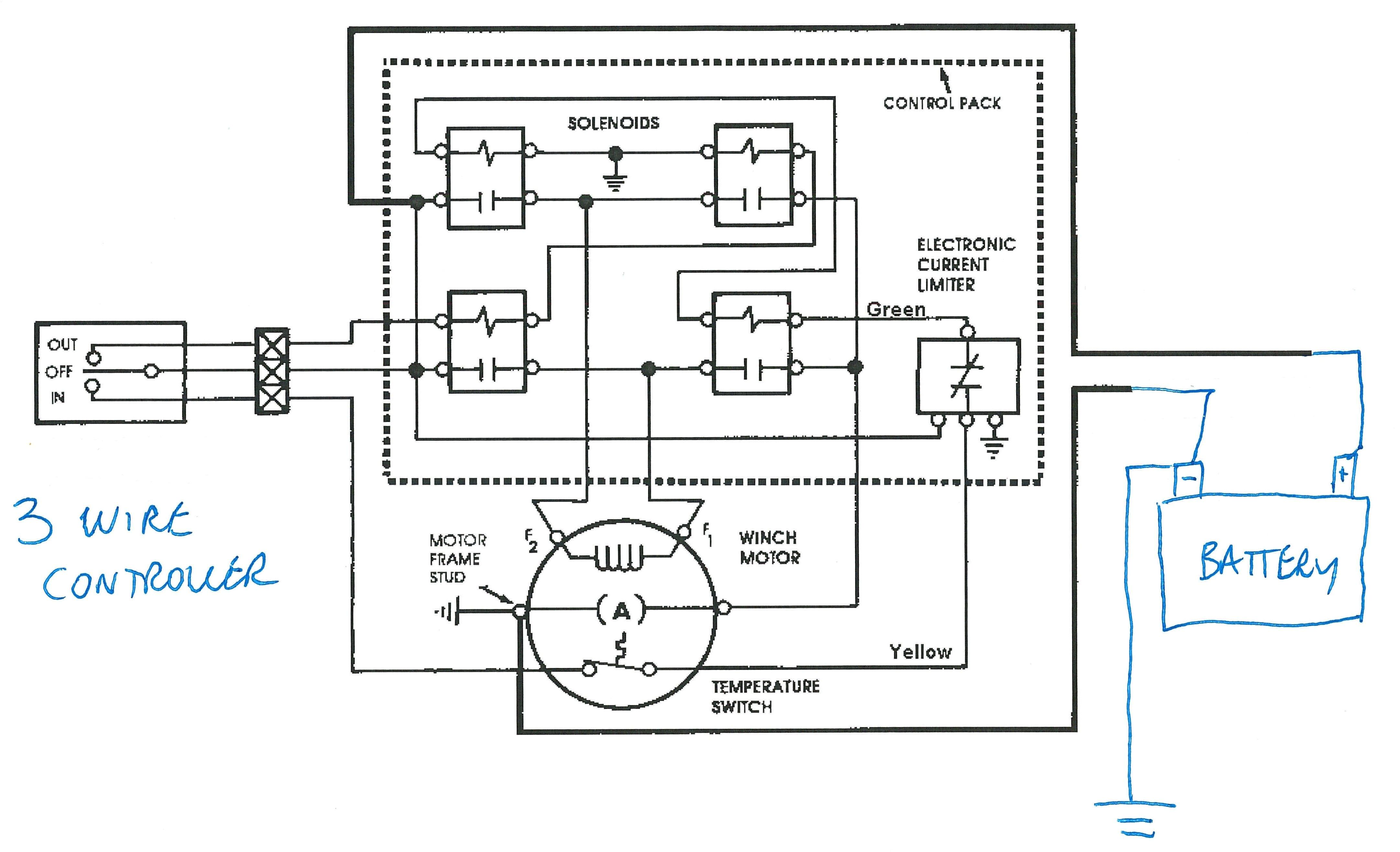 warn winch wiring diagram 4 solenoid unique best warn winch wiring 12 volt led light bulbs 12 volt charging system warn winch wiring