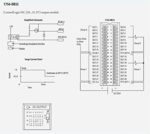 1756 if16h Wiring Diagram Allen Bradley 1794 Ib16 Wiring Diagram Wiring Schematic Diagram