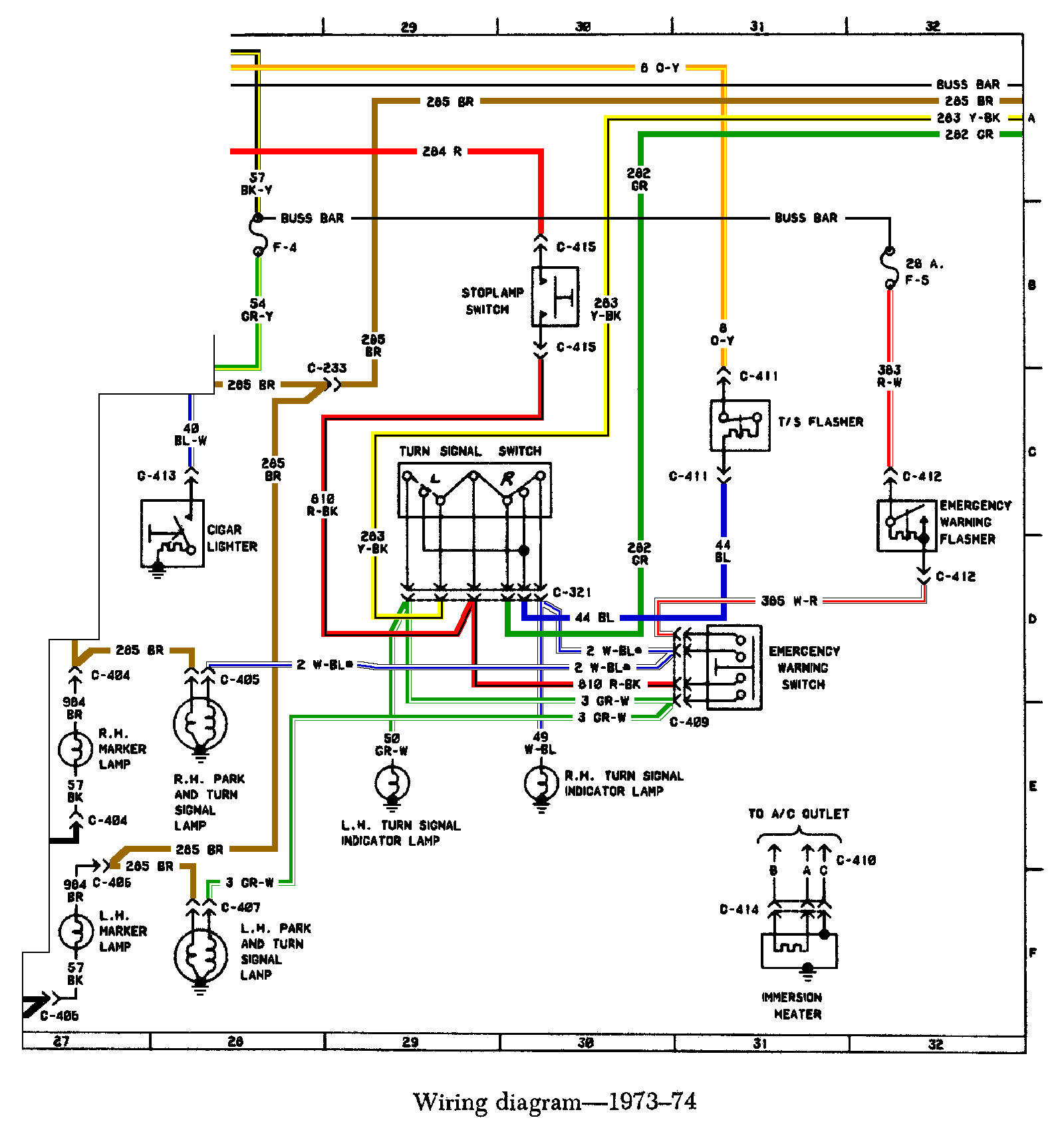 1969 ford bronco wiring diagram lovely 1975 ford bronco wiring diagram