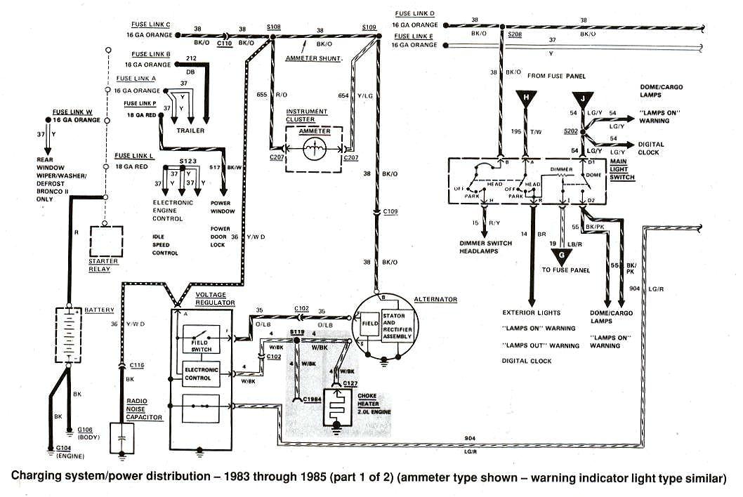 bronco ii wiring diagrams bronco ii corral radio wiring diagram 1989 ford bronco ii