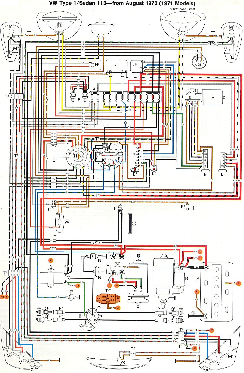 wiring diagram further 1974 vw beetle firing order in addition vw 1974 vw beetle firing order diagram