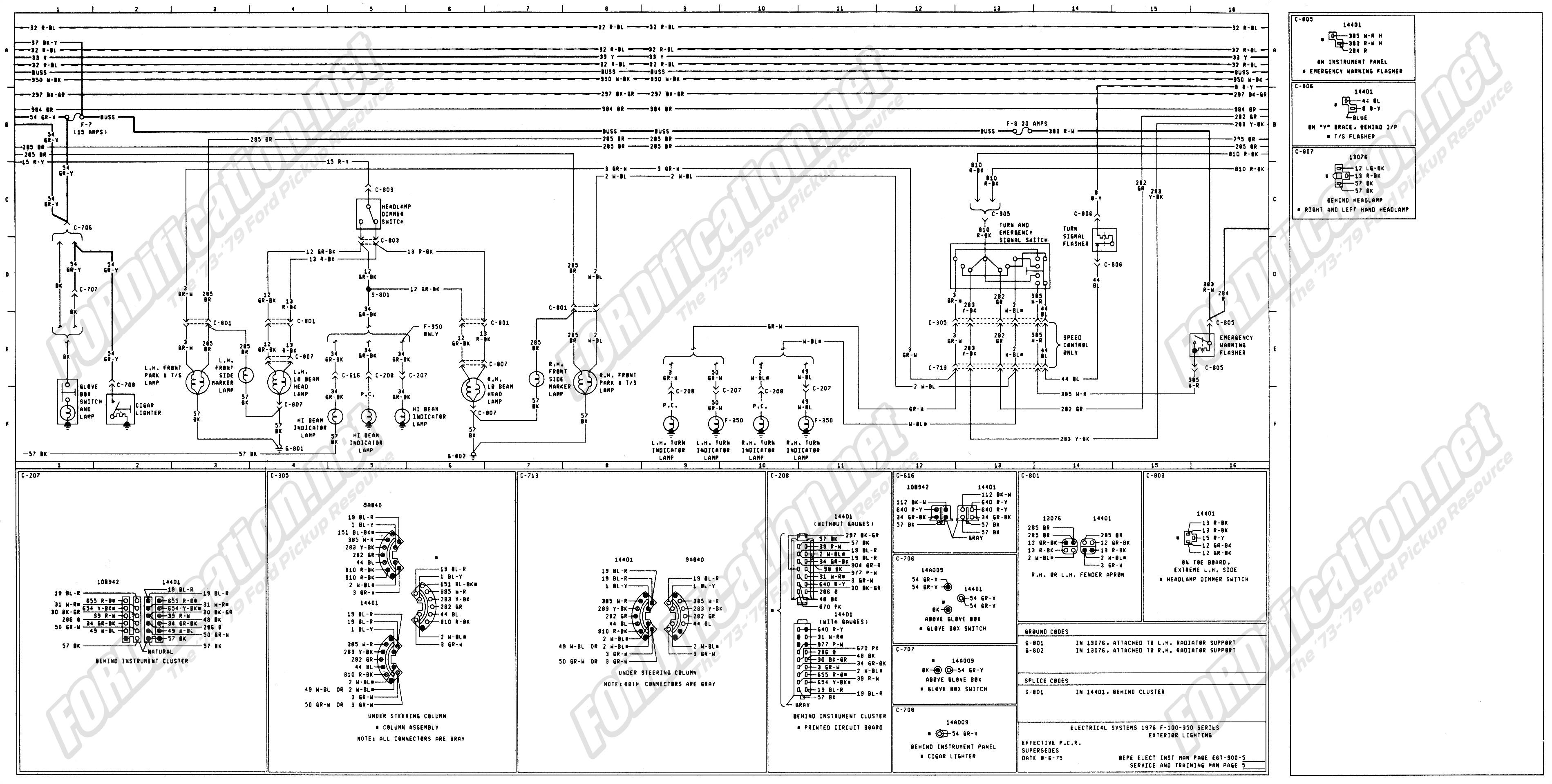 1975 f100 wiring diagrams data schematic diagram 1975 ford f100 engine wiring