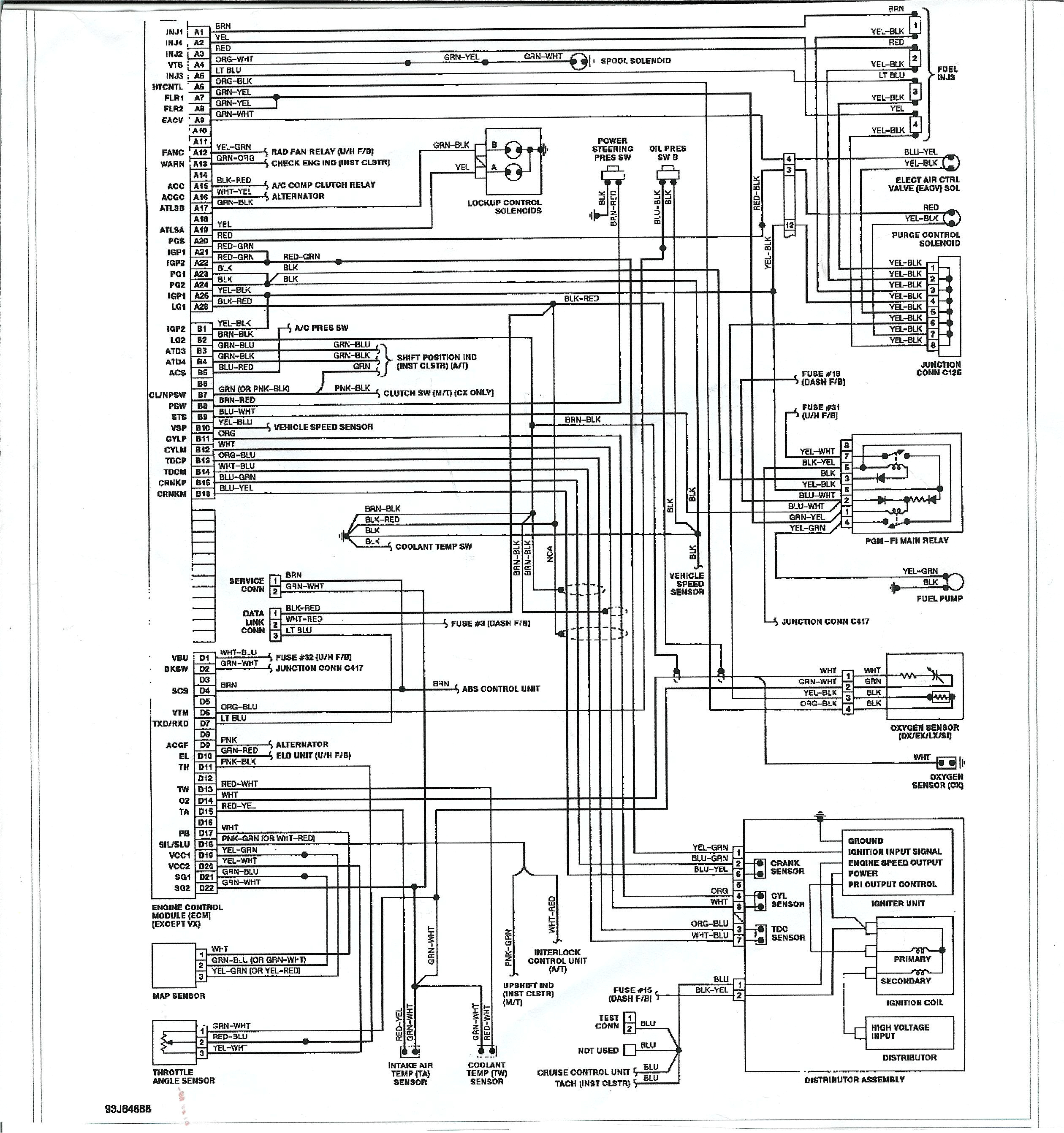98 acura integra ecu diagram wiring diagram page integra 92 acura integra fan relay 97 honda civic ecu diagram acura cl