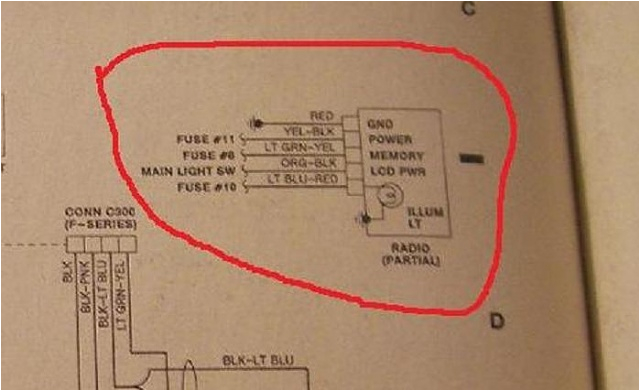 1991 ford radio wiring diagram wiring diagrams dimensions 1991 f150 radio wiring diagram 1991 f150 radio wiring
