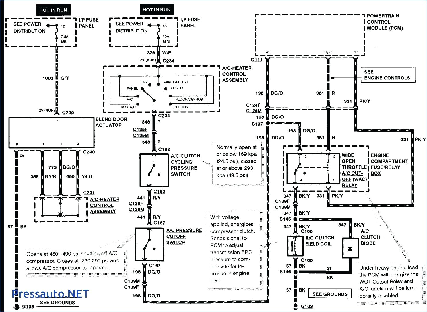 1997 ford explorer pcm wiring on dodge 4x4 diagrams data schematic 1997 ford wiring diagrams ac