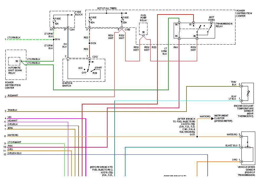 1996 Dodge Ram 1500 Speaker Wire Diagram 1996 Dodge Ram 1500 Wiring Diagram Wiring Diagram Name