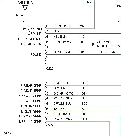 150 1991 f radio wiring wiring diagrams for 150 1991 f radio wiring source 91 f150