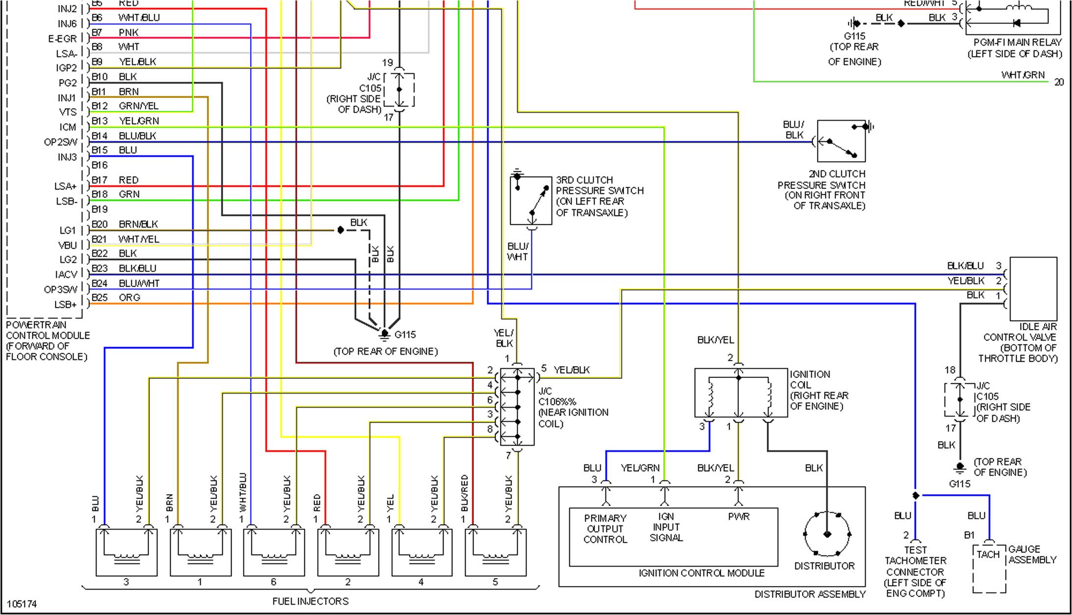 honda wiring diagram accord wiring diagram database blog wiring diagram honda accord 2007 1999 honda accord