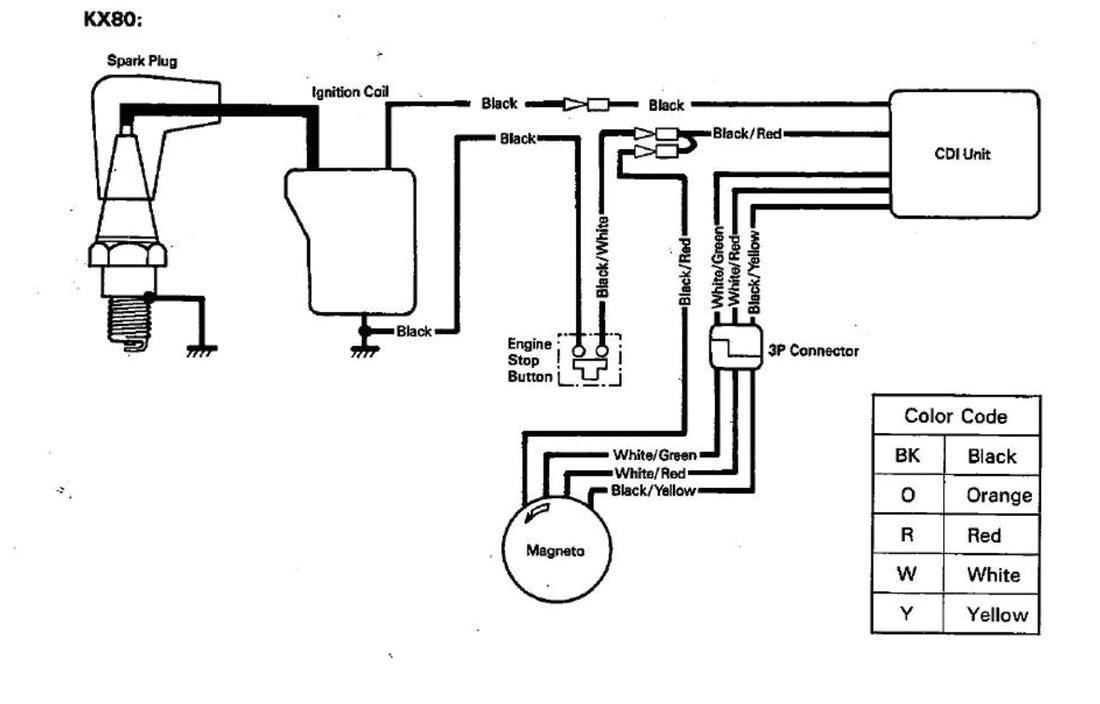 1999 kawasaki kdx 175 wiring online manuual of wiring diagram kawasaki 1986 kdx 200 wiring diagrams