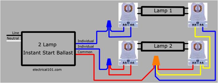 ballast wiring diagram for 2 u bulbs wiring diagram pos 2 lamp t8 ballast wiring diagram 2 bulb t8 ballast wiring diagram