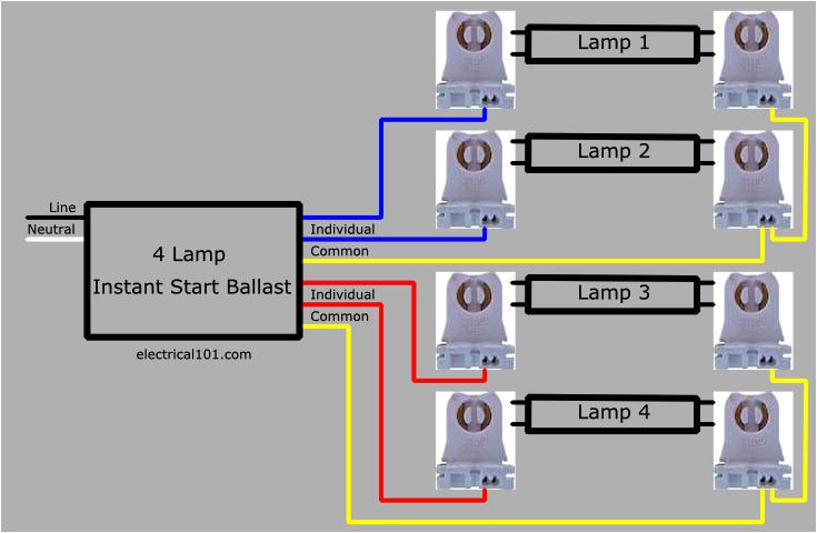t8 ballast wiring diagram parallel wiring diagram pos 4 lamp t8 emergency ballast wiring diagram wiring