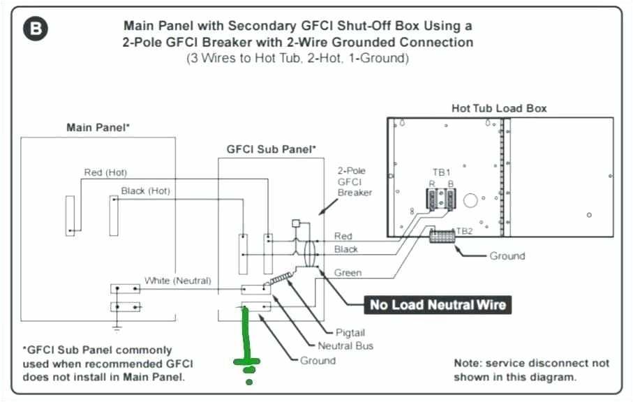 60 elegant wiring diagram murray ground fault 20a pics wsmceorg gfci breaker wiring diagram