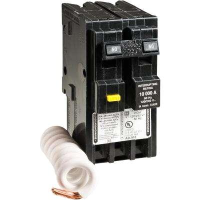 2 Pole Gfci Breaker Wiring Diagram Square D 2 Pole Breakers Circuit Breakers the Home Depot
