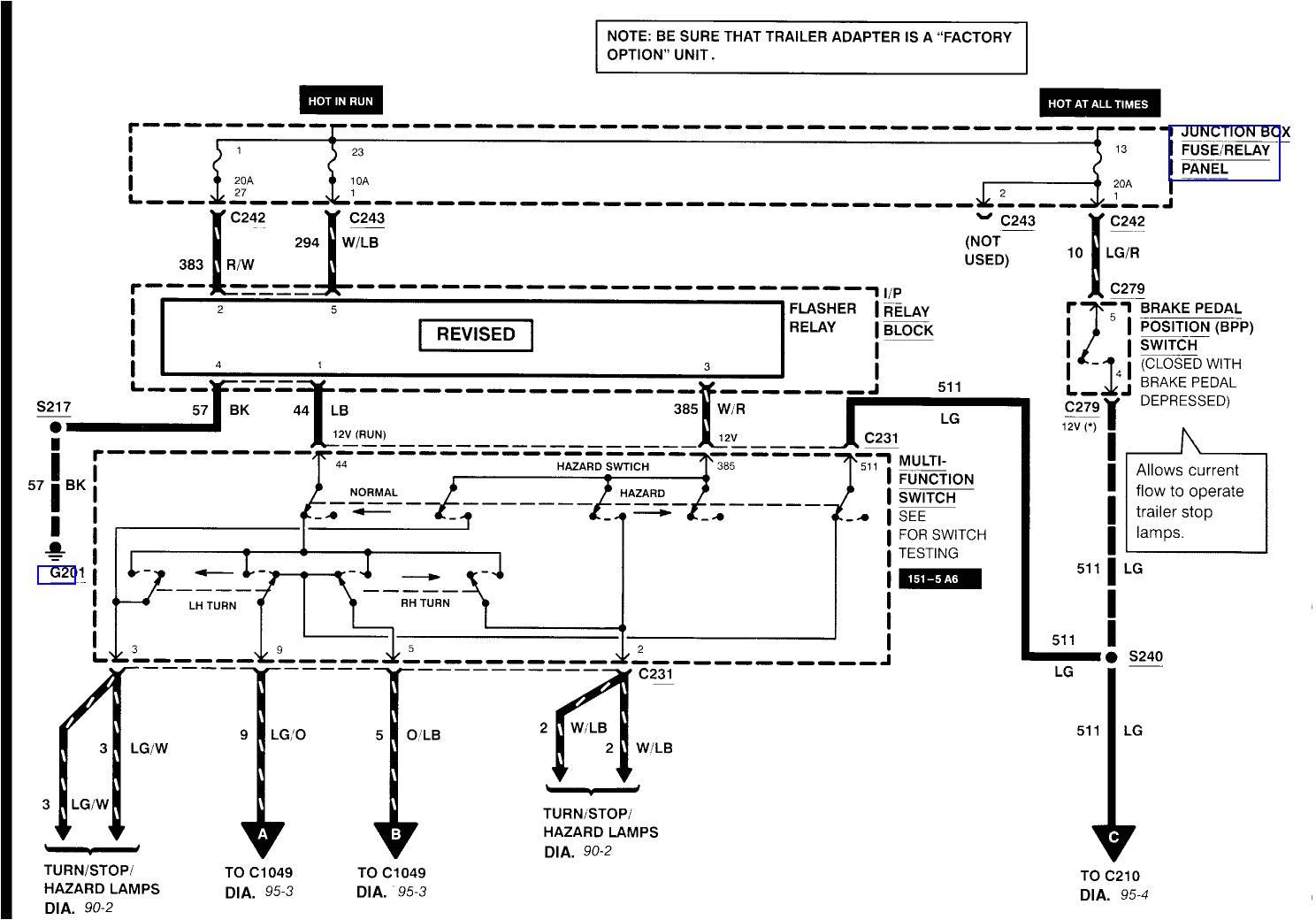 2000 ford trailer wiring diagram wiring diagram pos 2000 ford f 250 super duty wiring diagram