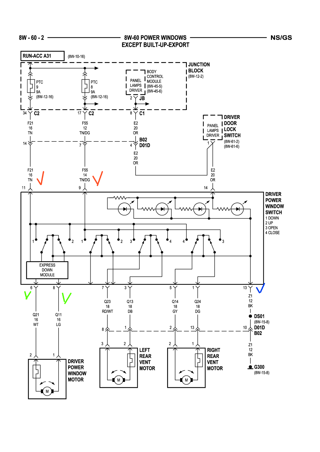 2001 Dodge Caravan Wiring Diagram Wiring Diagram Dodge Caravan 2007 Wiring Diagram today