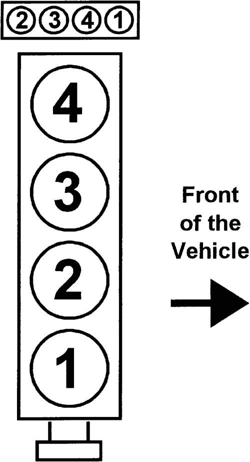 firing order of 96 toyota camry 2 2 diagram of spark plug wires firing order of