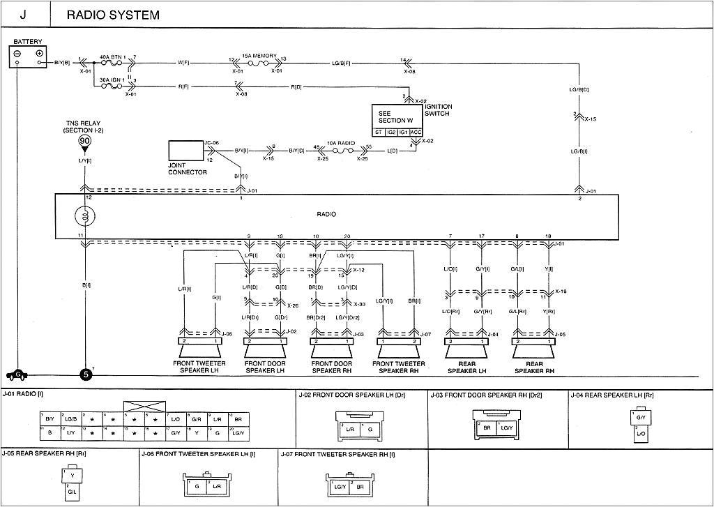 2001 Kia Sportage Radio Wiring Diagram 2009 Kia Sportage Radio Wiring Wiring Diagram Files