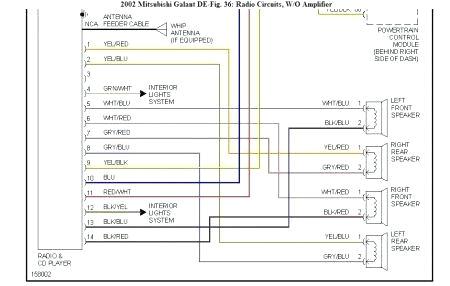 01 galant stereo wiring harness diagram wiring diagram pos mitsubishi eclipse radio wiring diagram free download