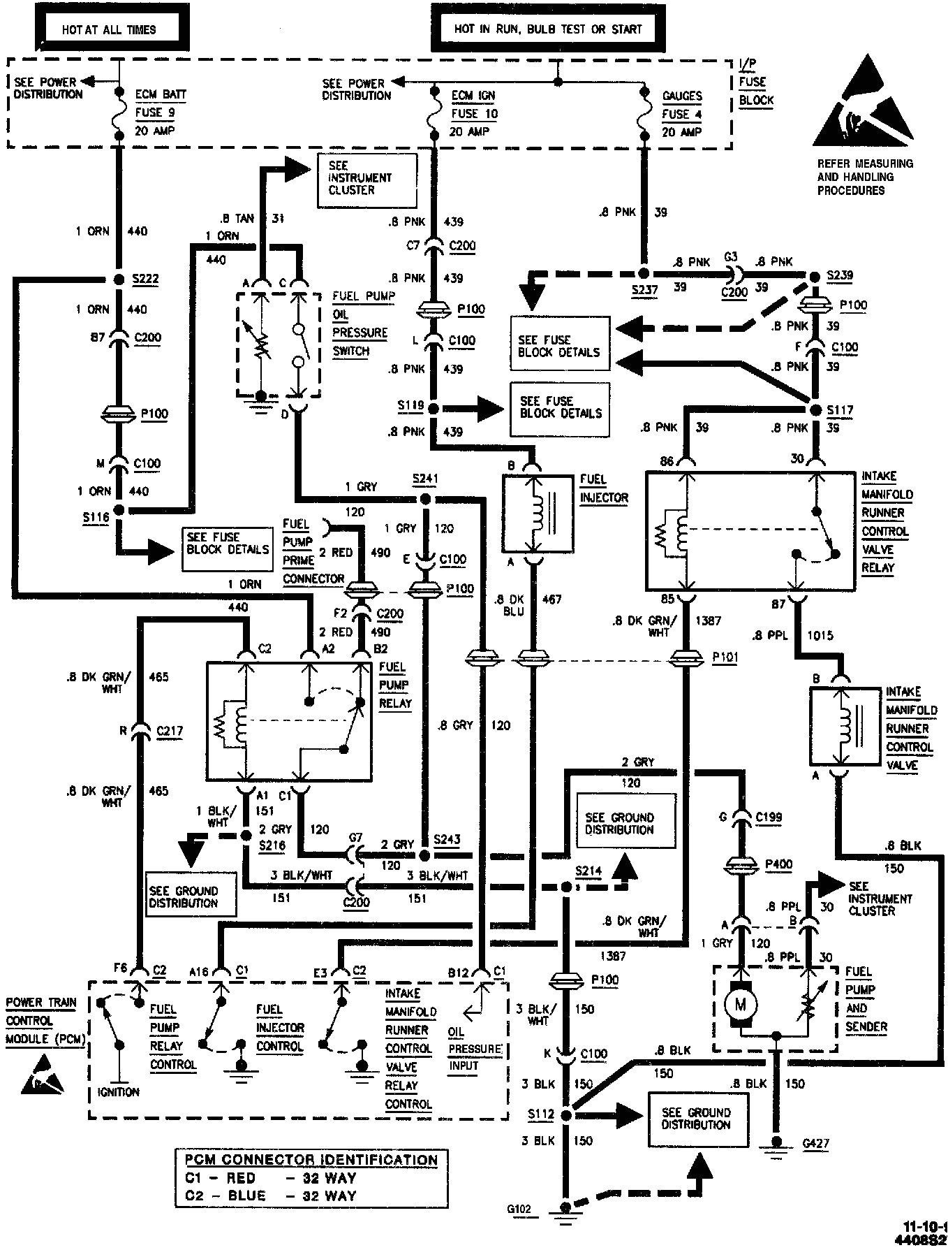 diagram furthermore turn signal flasher location on 2001 chevy s10 wiring diagram signals 2001 silverado fuel pump wiring