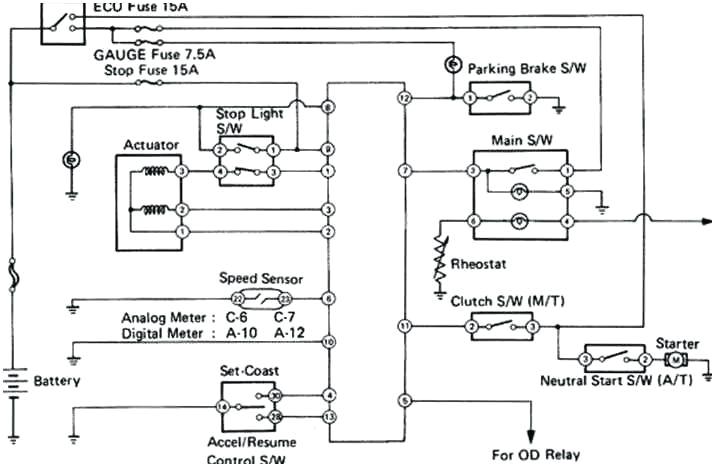 2001 toyota 4runner wiring diagram elegant 2001 toyota celica engine diagram detailed wiring diagrams jpg