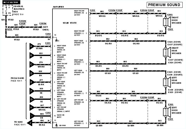 1999 mustang headlight wiring diagram premium wiring diagram blog diagram likewise 2000 ford mustang v6 on 2000 mustang headlight