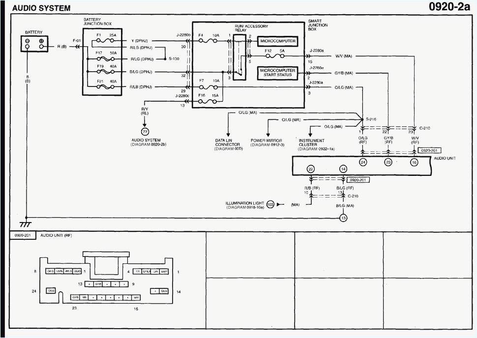 2002 mazda wiring diagram wiring diagram center 2001 mazda tribute stereo wiring diagram best of 2002