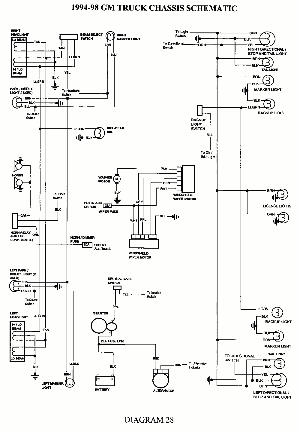 wiring diagram further 1986 gmc s15 jimmy on tail light wiring cheve wiring tail light 1981