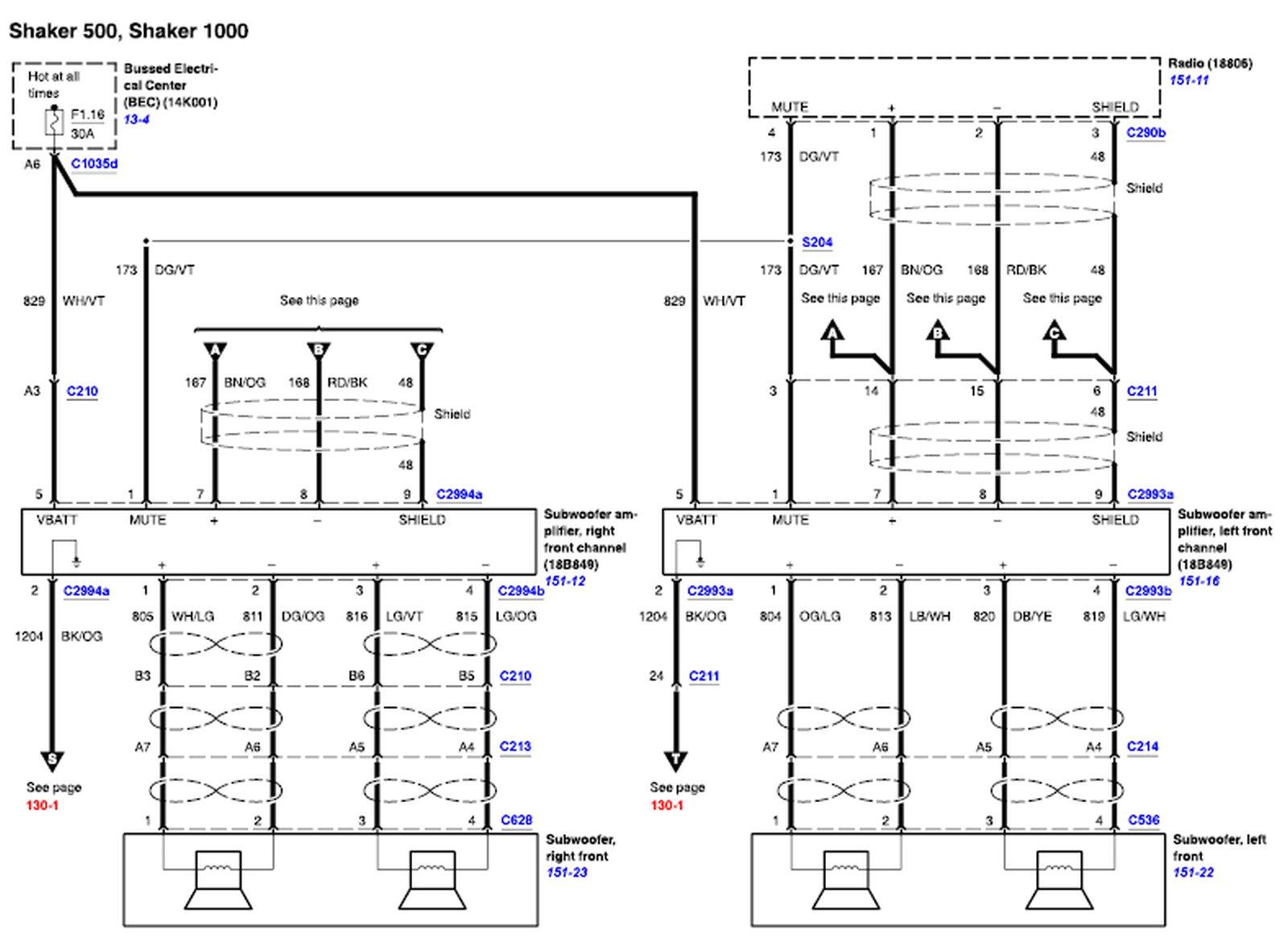 wiring diagram 2010 mustang wiring diagram note 08 mustang wiring diagram