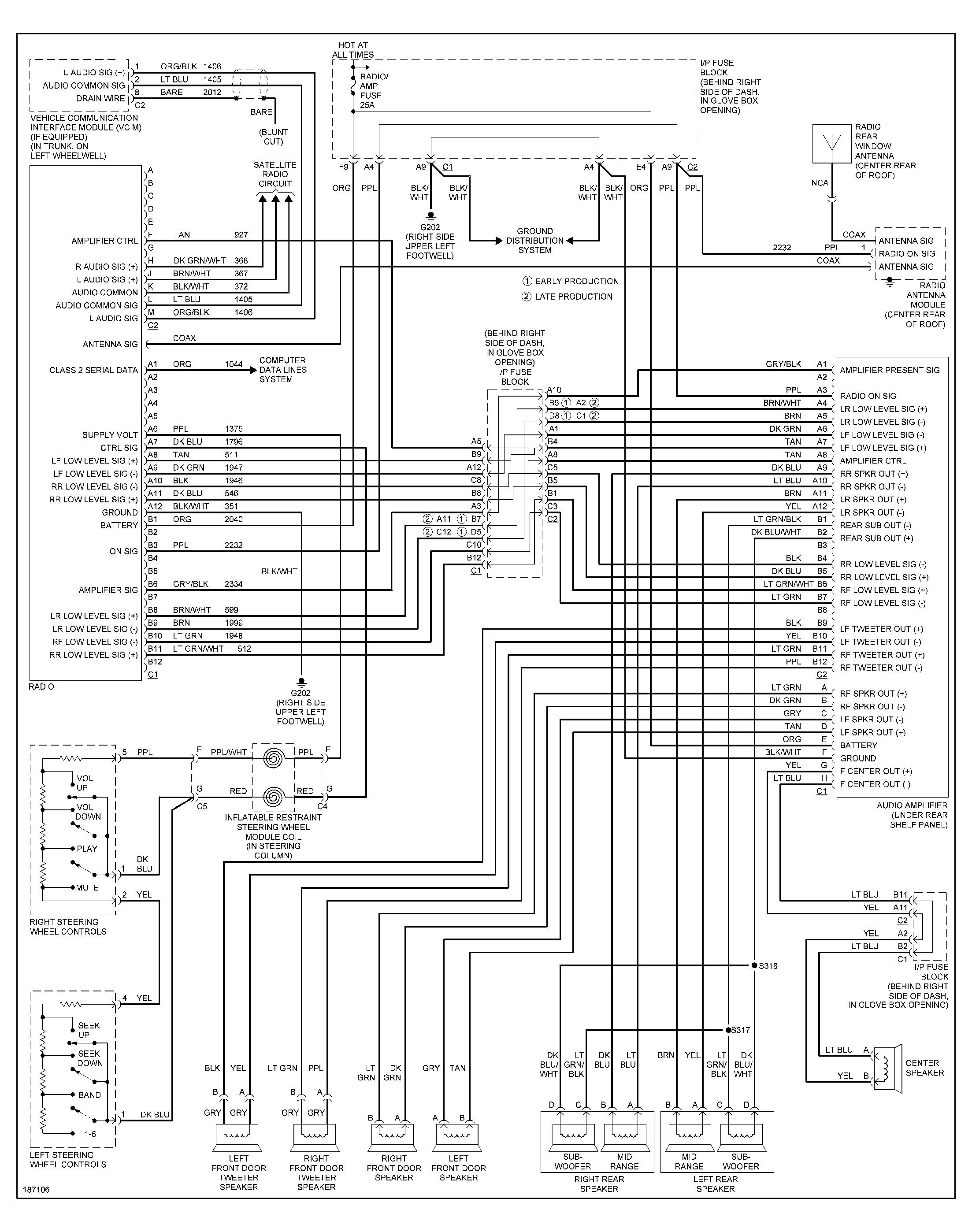 2006 Grand Prix Monsoon Wiring Diagram Grand Prix Wiring Diagrams Wiring Diagram Page