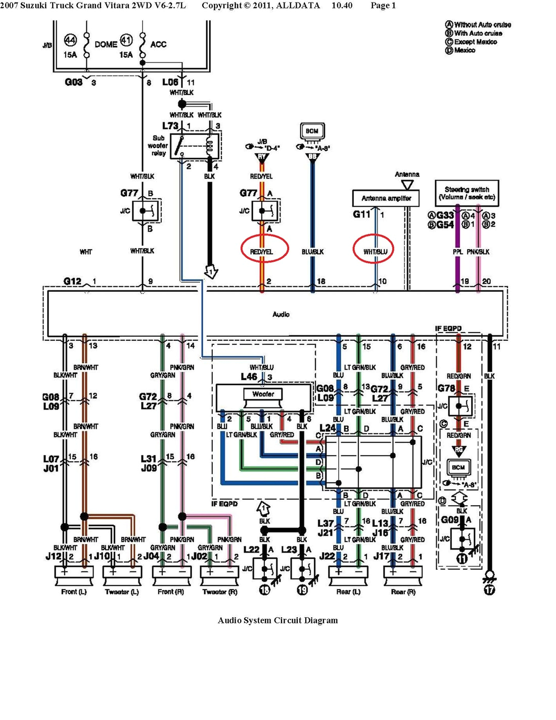suzuki radio diagram data schematic diagram suzuki kizashi stereo wiring diagram suzuki kizashi radio wiring diagram