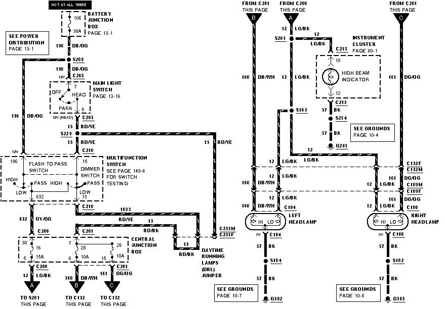 02 f250 headlight switch wiring diagram wiring diagram 2002 ford dimmer switch wiring diagram