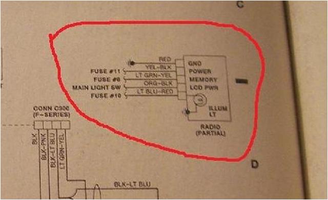 1991 f150 radio wiring wiring diagram files 1991 ford f150 xlt radio wiring diagram 1991 f150 radio wiring