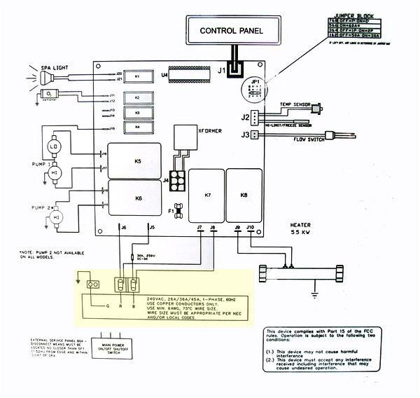 220v Hot Tub Wiring Diagram Schematic Wiring Hot Wiring Diagram Db
