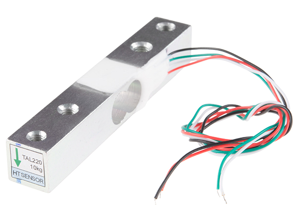 getting started with load cells