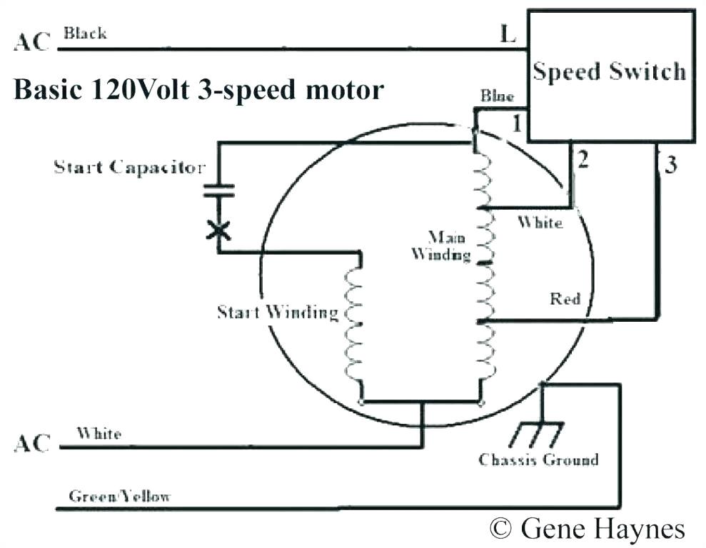 motor start capacitor wiring diagram ceiling fan beautiful 4 speed blower capacit jpg