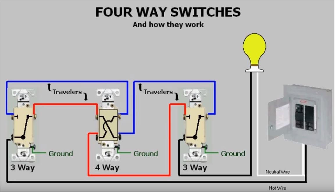 wiring a 4 way relay wiring diagram page 4 way light switch wiring diagram uk wiring