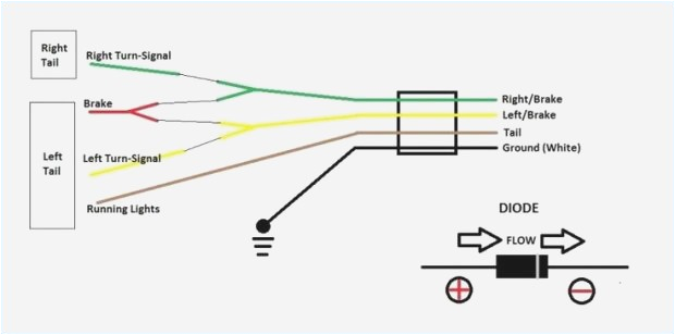 4 Wire Trailer Diagram 4 Wire Connector Diagram Wiring Diagram Blog