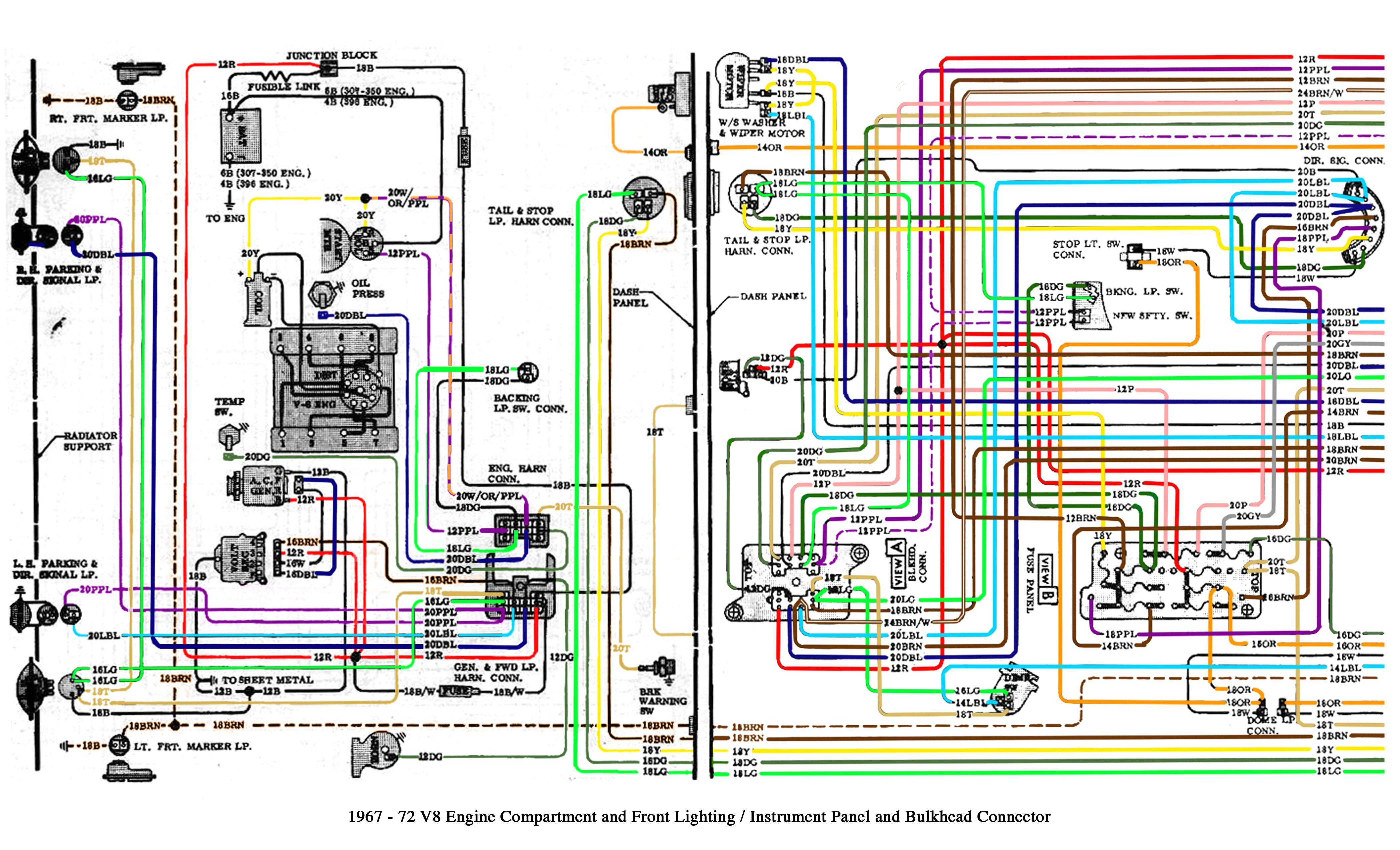 1968 chevy truck wiring diagram home wiring diagram 1968 gmc truck wiring diagram 1968 gmc wiring diagram
