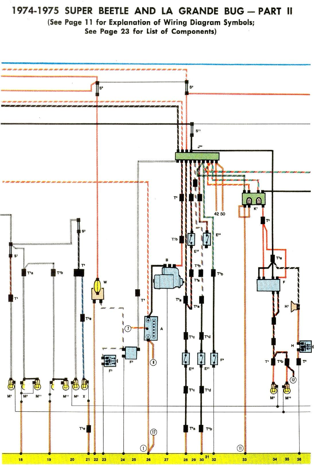 74 vw super beetle wiring diagram wiring diagram note 1974 volkswagen beetle wiring wiring diagram sheet