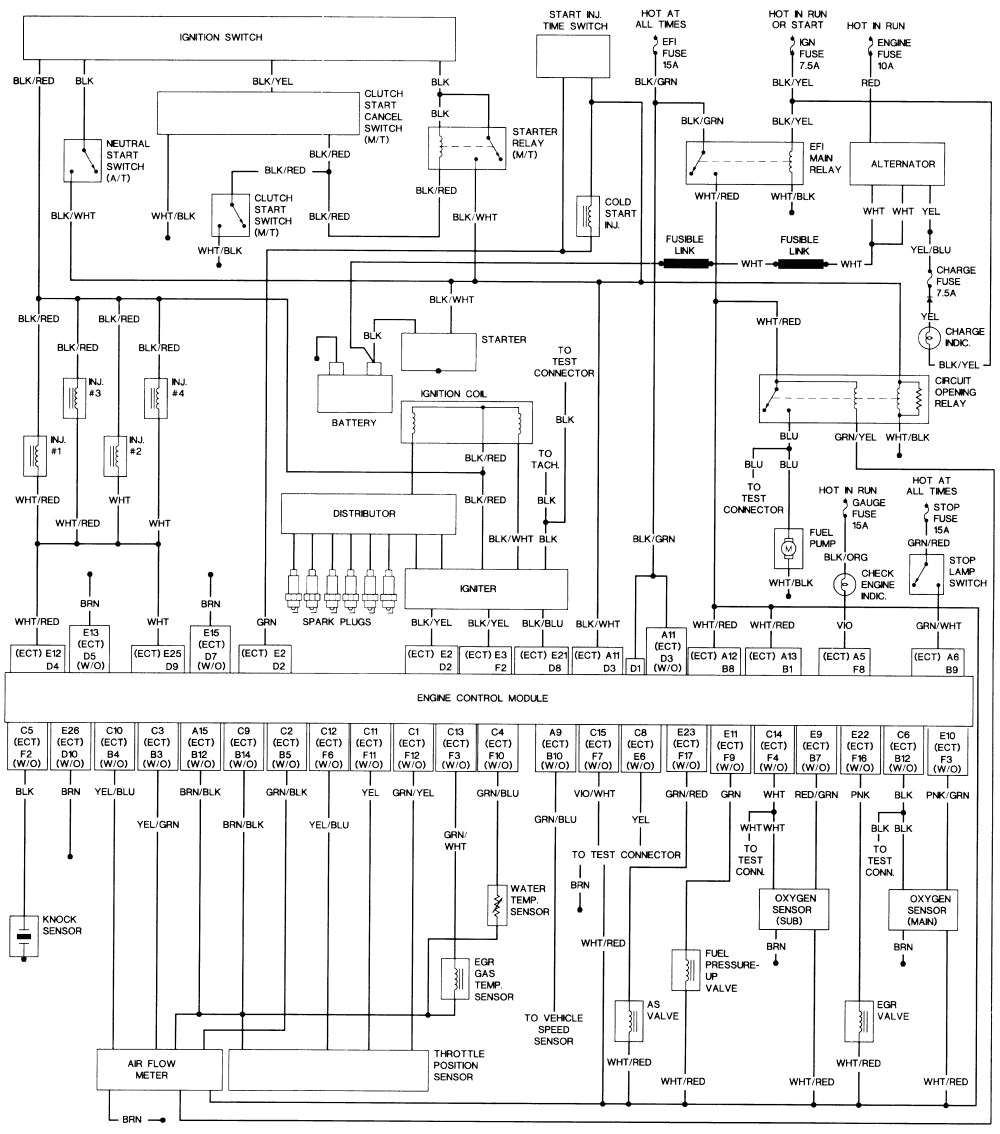 toyota 4runner power window wiring diagram wiring diagram centre diagram moreover 86 toyota pickup vacuum diagram i303 photobucket com