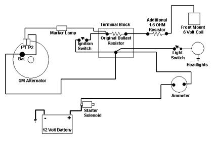 wiring diagram for ford 9n 2n 8n 1948 ford wiring diagram