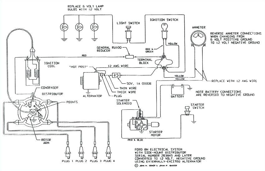 wiring diagram 6 volt generator to 12 volt alternator wiring 6 series alternator wiring connection diagram